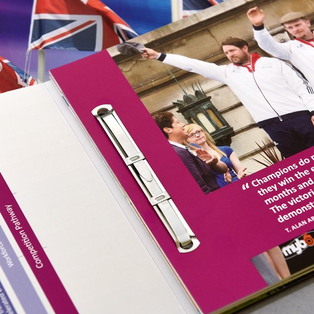 Design of Talent Pathway Competition Guide for Archery GB