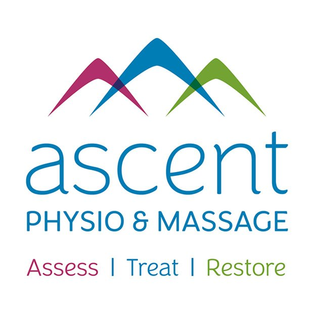 Logo design for Ascent Physio & Massage