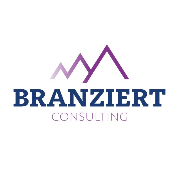 Logo design for Branziert Consulting