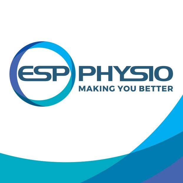 Logo design for ESP Physio